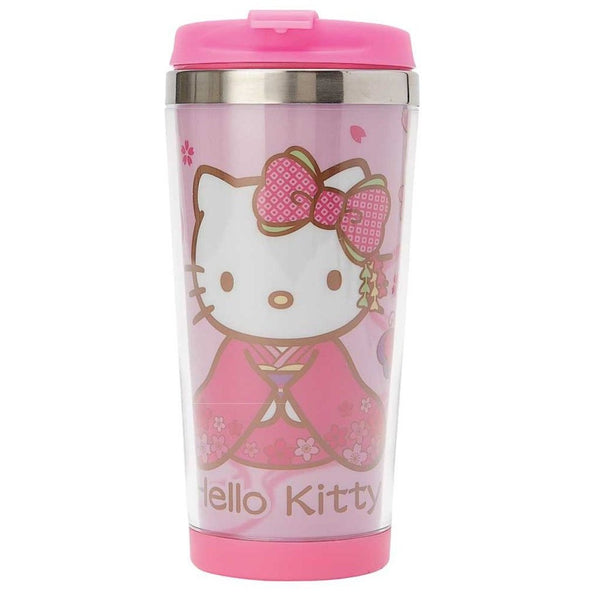 Hello Kitty Stainless Steel Travel Mug