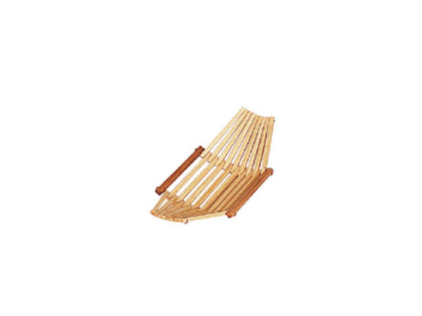 Bamboo Towel Holder Dish