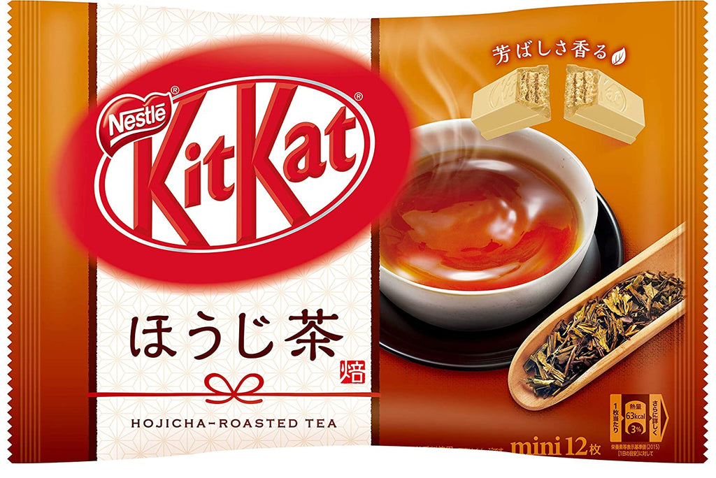 Hojicha Roasted Tea Kit Kat