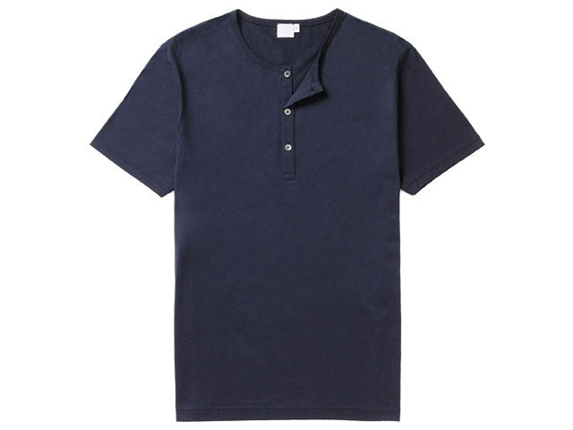 3 Buttons Half Placket Tee Shirt