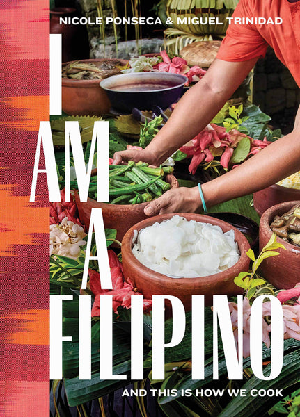Cover of I Am Filipino cookbook
