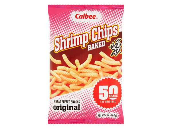 Calbee Baked Shrimp Chips