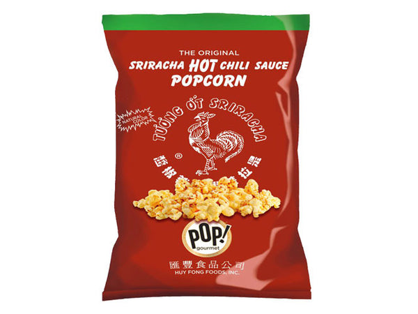 Srircha Hot Chili Sauce Popcorn ( Temp out of Stock )