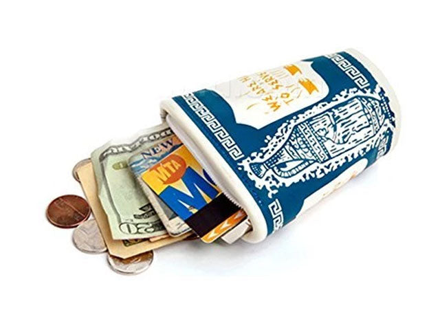 Lucky Wallet Coin Purse ( Temp out of Stock )