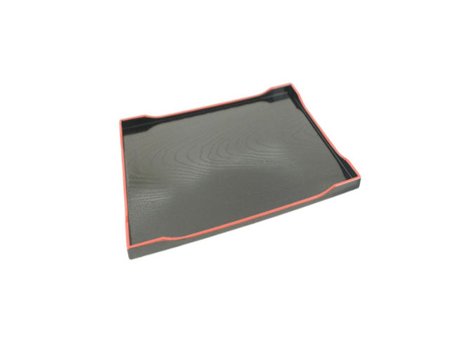 Green Tone Bamboo Tray