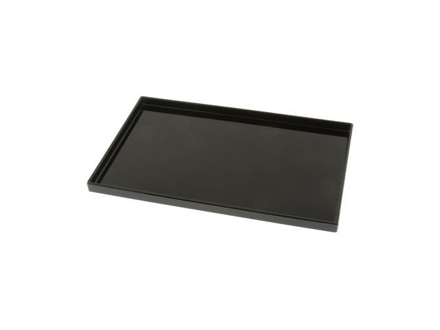 Plastic Lacquer Serving Tray - Rectangular 10.5 in x 6.5 in.