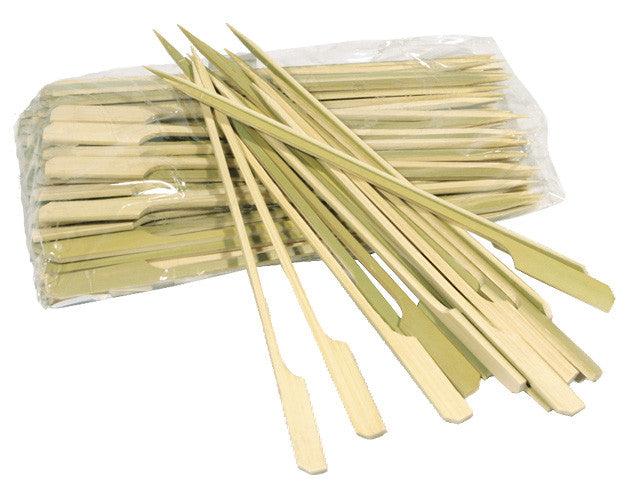 9.5 Inches Bamboo Skewers (24 cm)