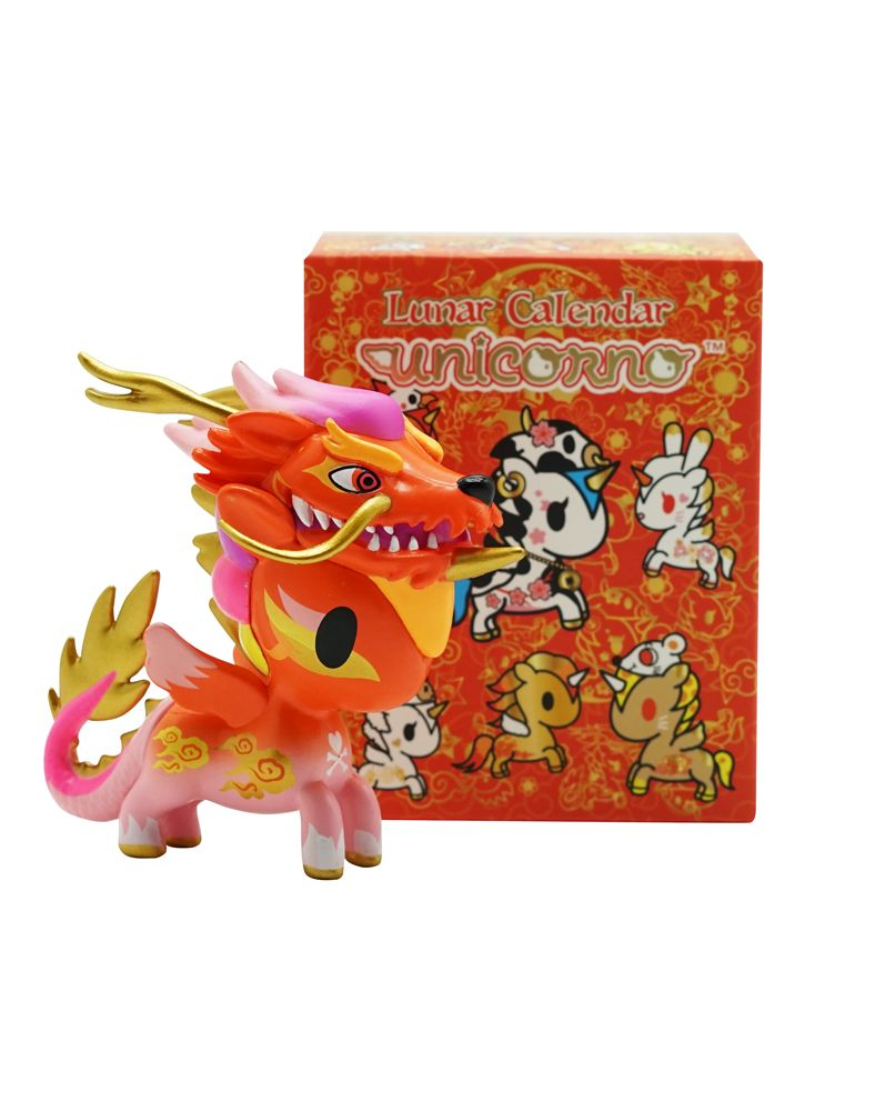 Lunar Calendar Unicorno Blind Box (pre-order only; available mid-Feb)