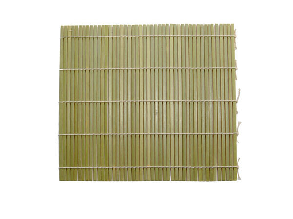 Green Tone Natural Bamboo Sushi Mat