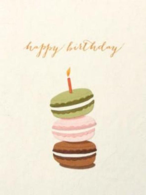 Handcrafted Cards: Birthday