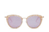 Front view of Mira pearl sunglasses