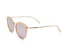 Side view of Mira pearl sunglasses