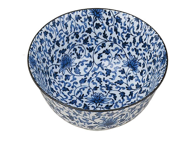 Vine Design Bowl - 6 inch