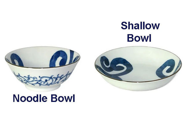 Uzushio Design Ceramic Bowls & Dishes