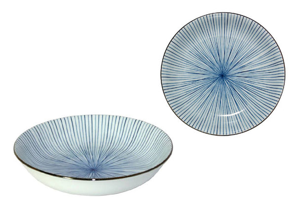 Sensuji Design Ceramic Shallow Bowl ( Out of Stock )