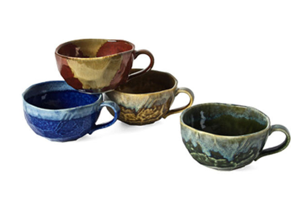 Jewel Boulder Mug Set