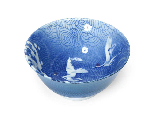 Cranes Design Bowl (6in.)