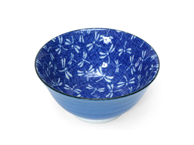 Dragonfly Design Bowl (6in.)