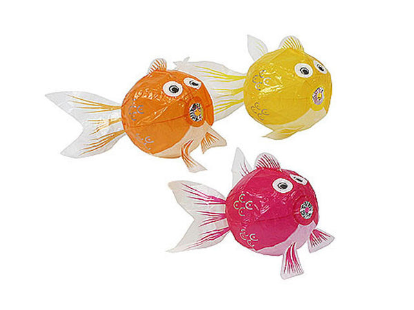 Goldfish Design Paper Balloon (Set)