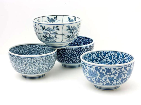 Sometsuke Bowl Set (5 inch) ( Available 10/22 )