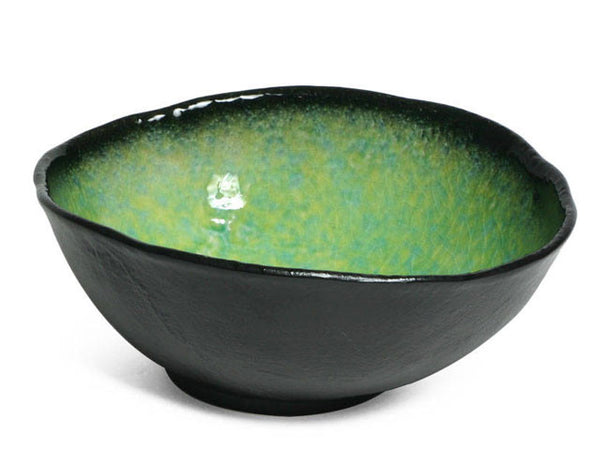 Ariake Oval Serving Bowl - 9.5 in. x 8 in.