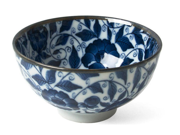 Koimari Botan Rice Bowl - 4.5""