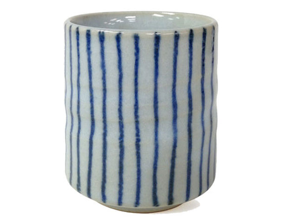 Blue Stripe Teacup