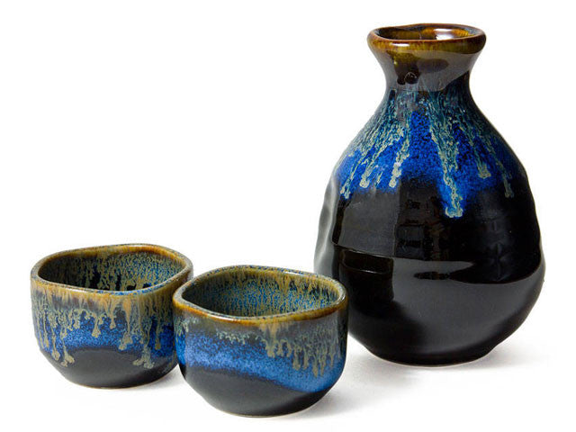 Yugata - Evening Sky Sake Set ( Out of Stock )