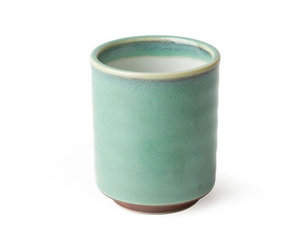 Green Celadon Teacup ( Available After 04-22-2021 )