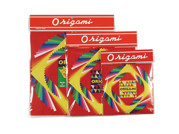 Ast. Colors & Sizes Origami Paper - 57 Sheets/Pack