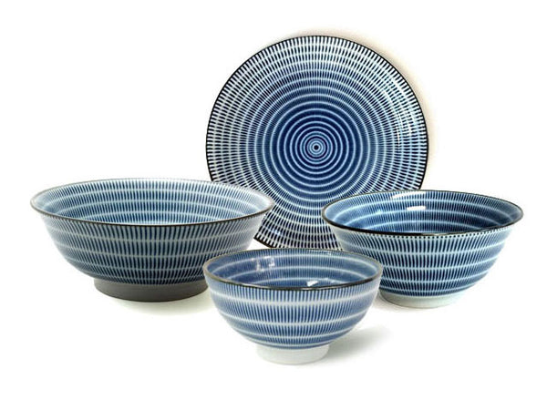 Blue Sendan Ceramic Series