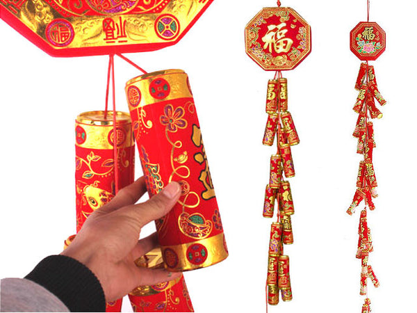 Blast 18 Decorative Firecrackers (Giant Size)