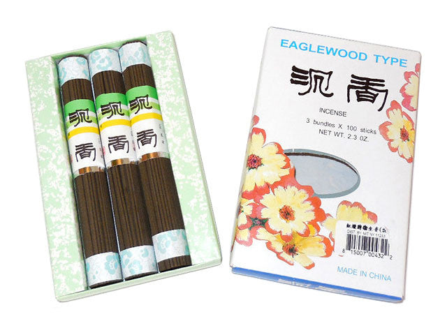 5.5 in. Incense Sticks - Eaglewood