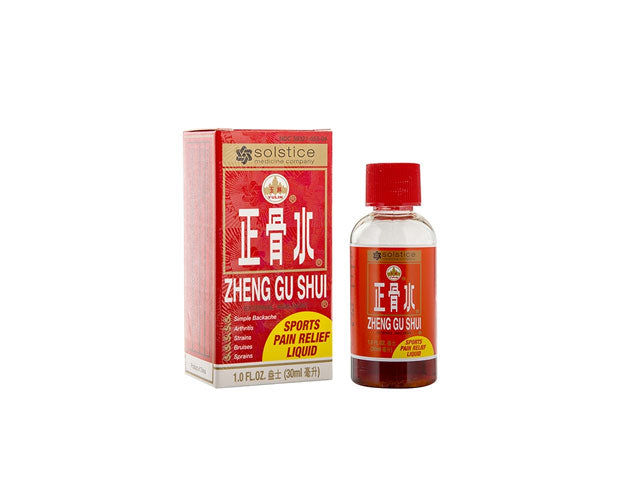 Zheng Gu Shui External Analgesic Lotion