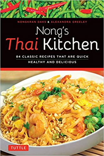 Cover of cookbook Nong's Thai Kitchen