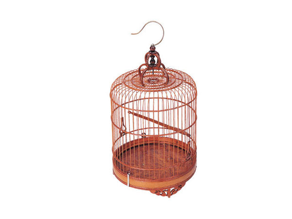 Lovely bamboo bird cage