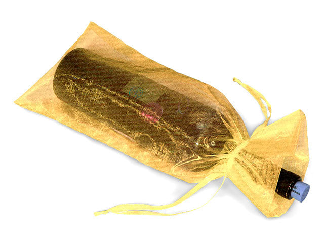 Organza Wine Bag - 6.5in. x 15in.