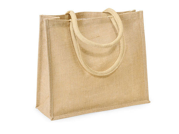 Reusable Burlap Totes