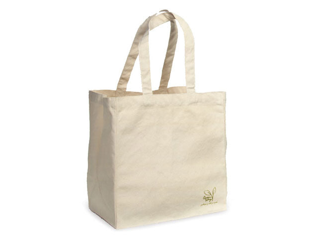 Large Canvas Reusable Bags