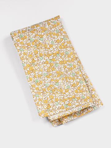 Yellow Garden Pocket Square