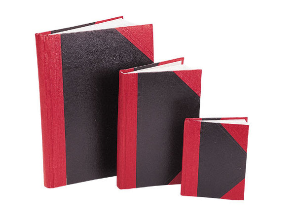 Hard Cover Classic Notebook - Brown Sheets