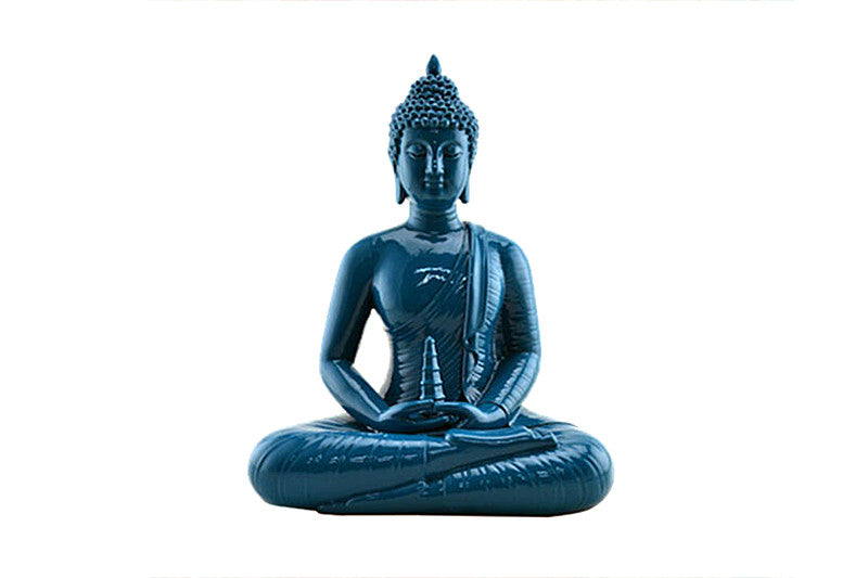Resting Buddha - Heavenly Blue