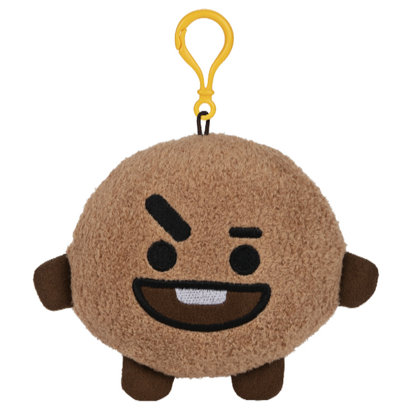BT21 Shooky Plush Clip