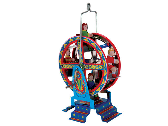 Penny Toy Ferris Wheel (Tin)