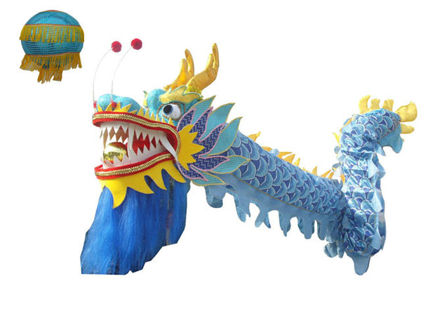 Decorative Dragon - Blue