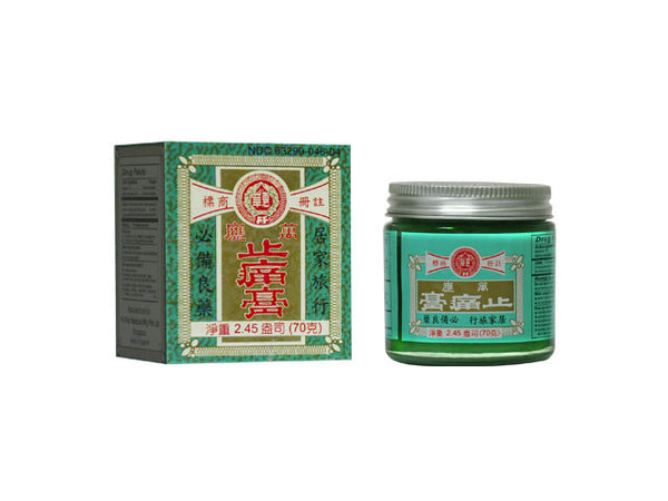 Electric Medicated Balm (External Analgesic)