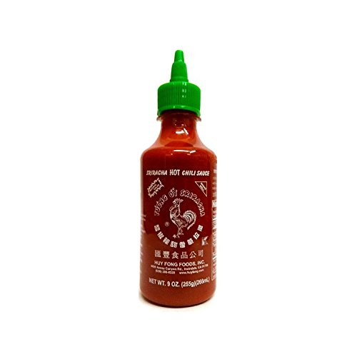 Huy Fong Sriracha Hot Chili Sauce (9 oz)