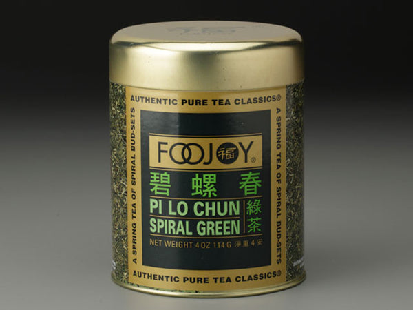 Foojoy Super Premium - Pi Lo Chun Spiral Green Tea