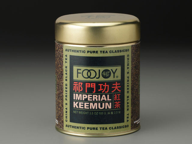 Foojoy Super Premium - Imperial Keemun Black Tea