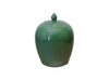 Melon Shape Ceramic Jar